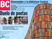 Duelo de poetas en la Biblioteca Central