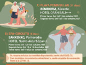 Programa municipal de Vacaciones para Mayores – octubre