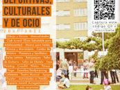 Actividades deportivas, culturales y de ocio en Arroyo Culebro