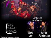 Leganés Big Band en concierto el 9 de octubre en el Teatro José Monleón