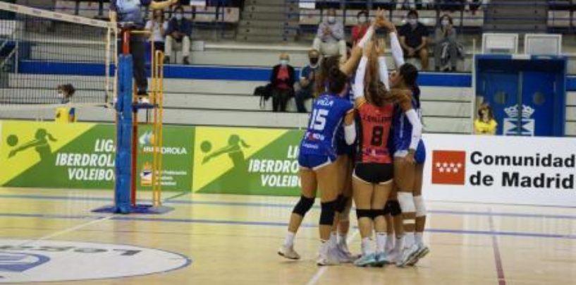 Crónica Voleibol Leganés
